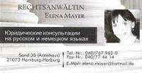 Advokat Elena Mayer