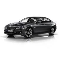 BMW Group Россия представляет новые модификации BMW 5 серии