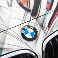 Арт-проект на базе нового BMW 1 серии в Орле