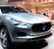 Внедорожник Maserati Cinqueporte