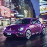 Volkswagen представляет четыре новые версии Beetle в Нью-Йорке