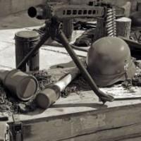 Москвичке из Германии послали по почте пулемет