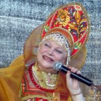 Людмила Рюмина в Берлине 2010