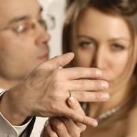 Развод и побег за кордон