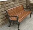 Садовые скамейки – декоративный элемент ландшафтного дизайна