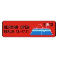 Дмитрий Овчаров выступит на German Open 2013
