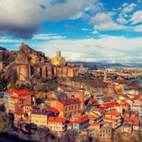 Тбилиси ждет гостей