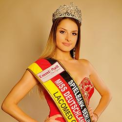 Мисс Германия 2013 Елена Шмидт
