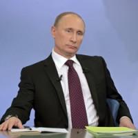 Смотреть онлайн пресс-конференцию Владимира Путина 18 декабря видео прямая трансляция