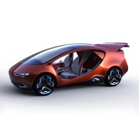 Е-авто показало фото нового автомобиля