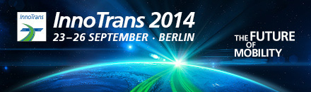 InnoTrans 2014 Berlin