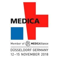 Выставка MEDICA 2018 в Дюссельдорфе