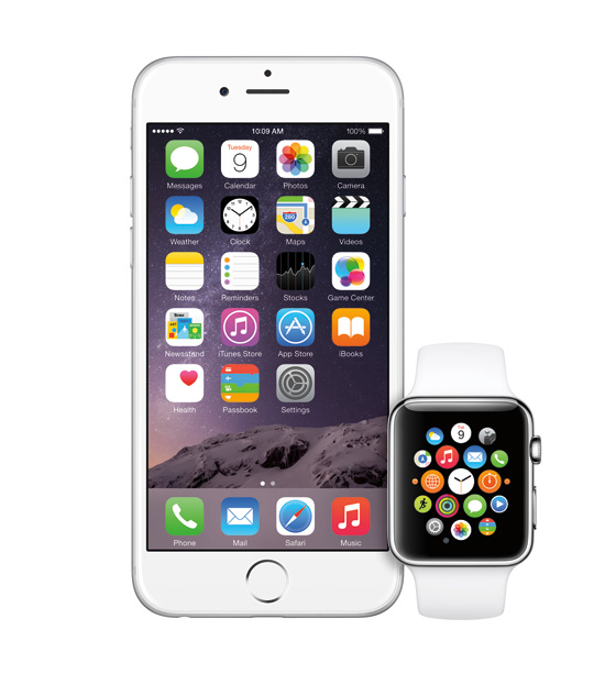 Apple Watch iPhone6